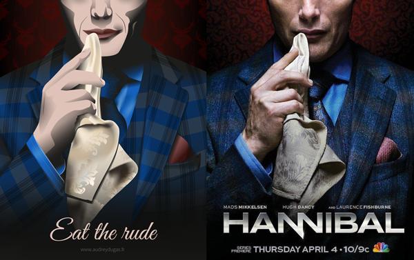 Affiche Hannibal