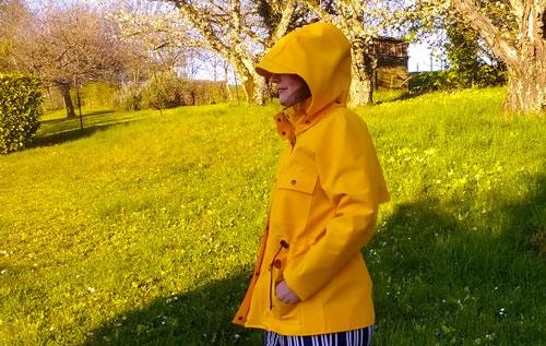 Serra jacket Pauline Alice